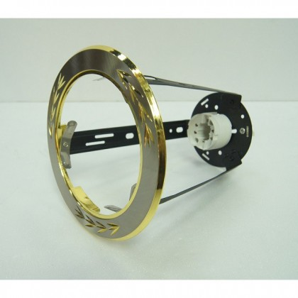 Lim Seong Hai Lighting 4 inch PLC Downlight Round Bracket c/w Reflector IM-D1746GD3/4 (NETT PRICE)